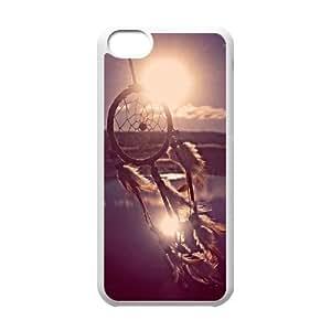 Dream Catcher Custom Case for Iphone 5C, Personalized Dream Catcher Case
