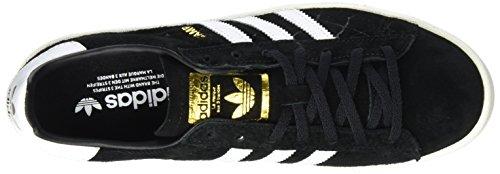 adidas Women's Campus Low-Top Sneakers Black (Negbas / Ftwbla / Dormet 000) UWahu9