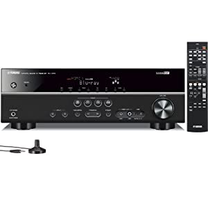 how to connect bluetooth to yamaha receiver rx v379