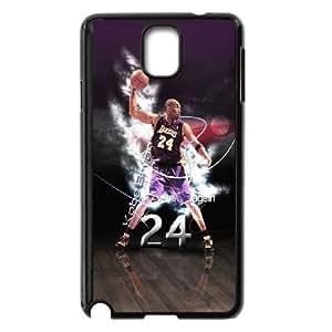 Kobe Bryant Samsung Galaxy Note 3 Cell Phone Case Black K086562