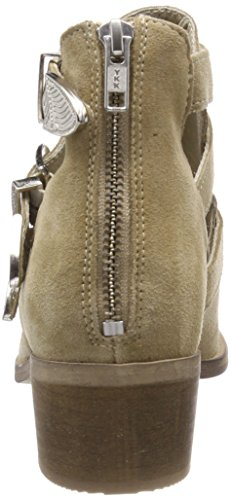 Bottines Cut Carina Beige 253 Femme Pavement Suede Beige g46wqq
