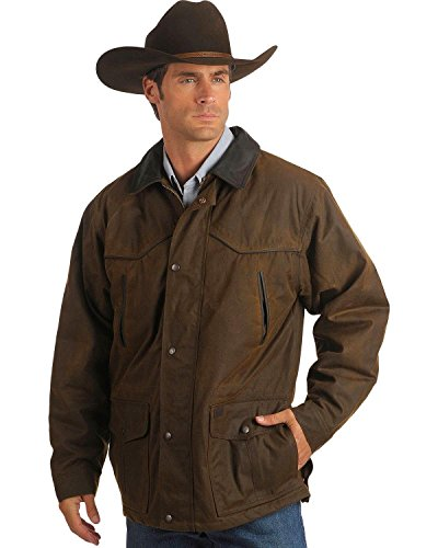 Outback Trading Pathfinder Jacket,Bronze/Nubuck,XL US (Bronze Mens Jacket)