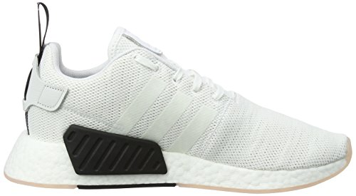 core r2 Crystal Femme Adidas White rose White Baskets 0 Nmd footwear Black Blanc axqTqH5vnw