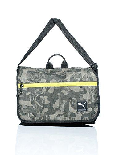 Puma Green Shoulder Dark Bag Camouflage Army And rqR61rw4