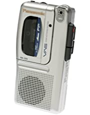Panasonic (RN-305) RN305 Micro Cassette Recorder with Voice Activation System