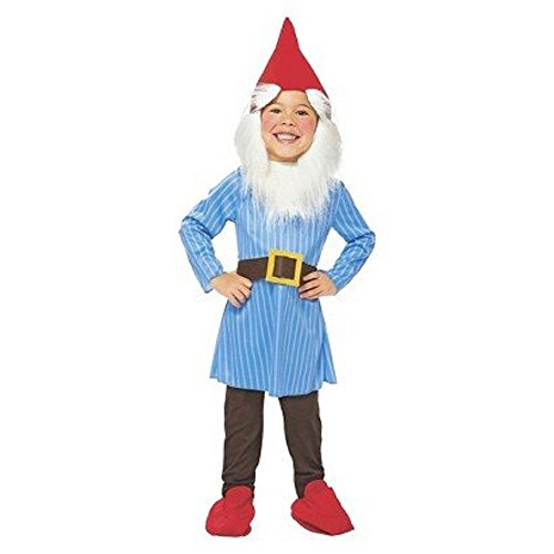 Little Gnome Costume - Infant/toddler Jolly Gnome Costume (3t-4t)