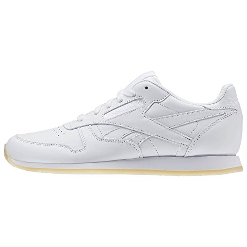 blanc Cl Taille Crepe 37 blanc Leather Chaussures Neutral Pop Blanc Reebok 0wcH5qaO