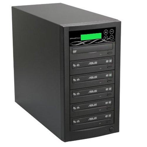 Spartan Pro 1-5 Target DVD/CD Copy Tower Duplicator