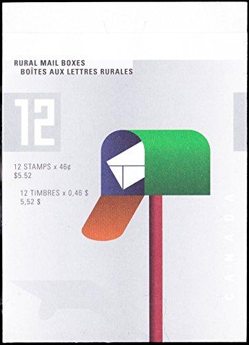 Mint Booklet Pane - 4