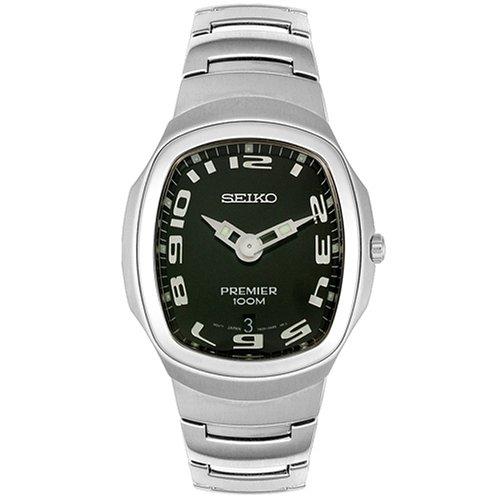 Seiko Watches SKP087 - Reloj de Pulsera Hombre, Acero Inoxidable: Amazon.es: Relojes