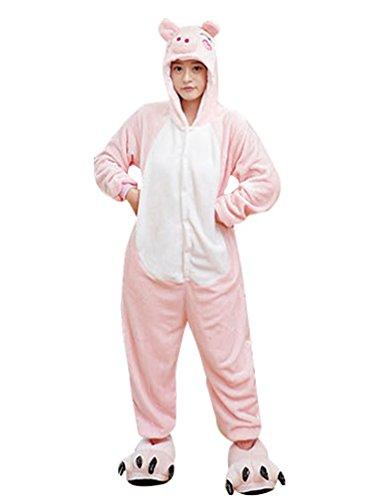 Adstry Cosplay Kigurumi Pajamas Sleepwear Costume Homewear Lounge Wear