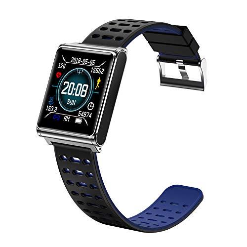 [Free SIM Card] Waterproof Kids Watch - Smart Watch for Kids GPS Tracker Phone Watch Boys Girls Smartwatch with Two-Way Call SOS Anti-Lost Alarm Game ...