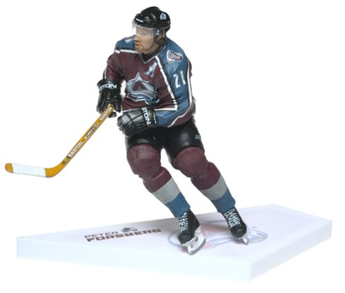 Mcfarlane Toys Nhl Sports Picks (McFarlane Toys NHL Sports Picks Series 7 Peter Forsberg Action Figure)