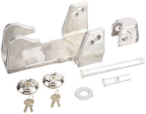 Gooseneck Trailer Hitch Lock - Blaylock American Metal TL-53 Coupler Lock