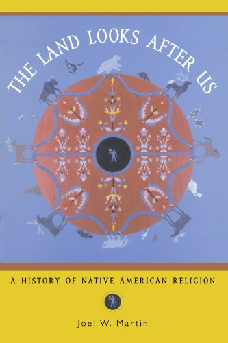 The Land Looks After Us: A History of Native American Religion (Religion in American Life)