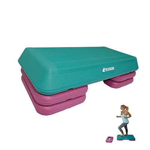 Hoist Gym Equipment Dubai: BEACHBORN(TM) Commercial Gym Grade Adjustable Aerobic