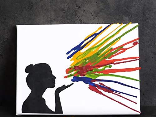 25 Amazing Ways To Use Crayons
