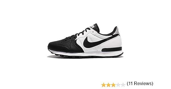 Nike - Sneakers para hombre Internationalist Prm Se, Negro y blanco, 47 EU: Amazon.es: Deportes y aire libre