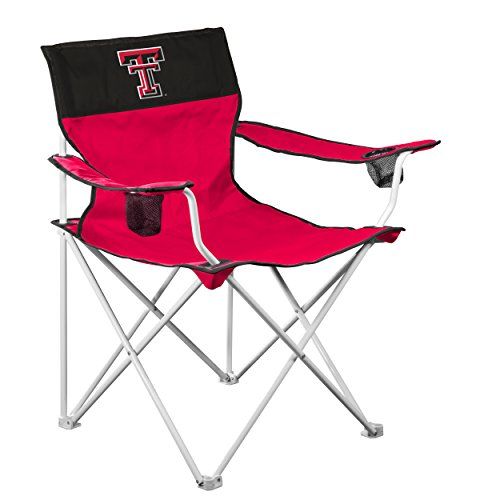 Pool Raiders Cue Red (NCAA Texas Tech Red Raiders Big Boy Chair)