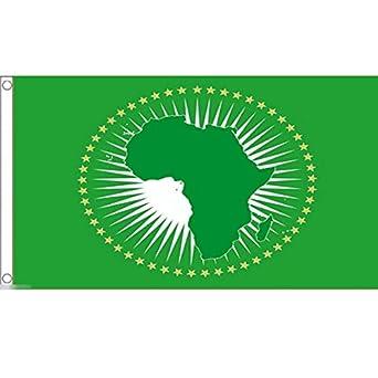 Amazon | 国旗 アフリカ連合 AU ...