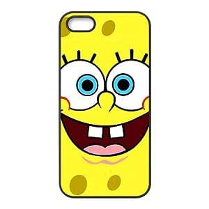Lovely SpongeBo Cell Phone Case for iPhone 5S