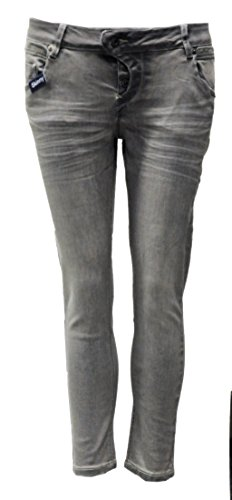 Vaqueros Blue Skinny Monkey Para Mujer Jeans qEw0rE