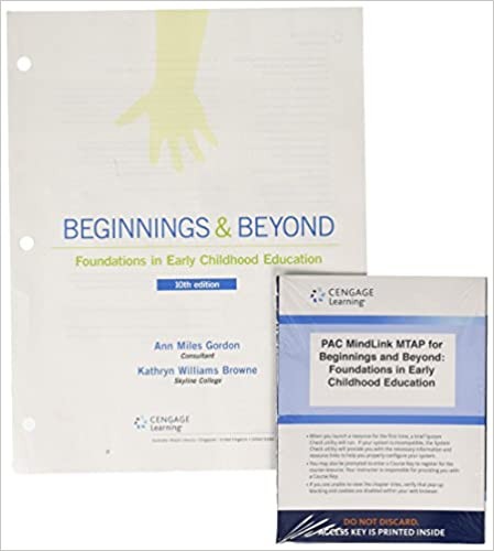 Amazoncom Bundle Beginnings Beyond Foundations In Early