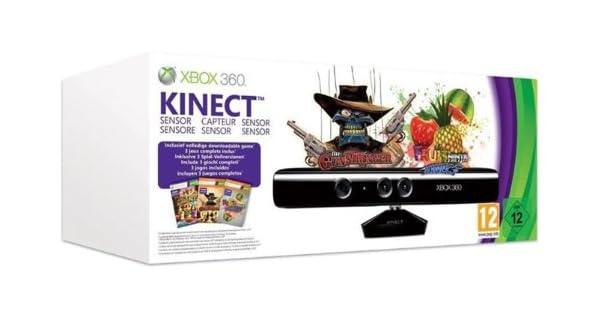 Kinect Sensor Value Bundle - Kinect Adventures, Kinect Fruit ...