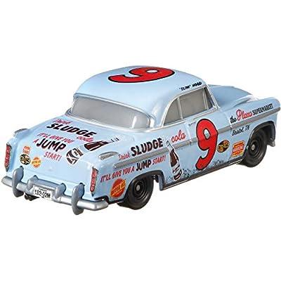 Disney/Pixar Cars Slim Hood: Toys & Games