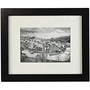 Amazon Com Golden State Art 8x10 Black Photo Wood