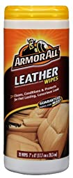 Armor All 10881 20 Count All Leather Wipes