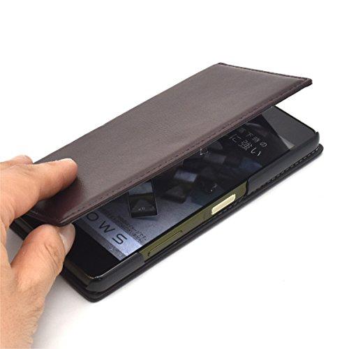 PLATA arrows NX F-01K ケース 手帳型 本革 ラム シープスキン 羊革 レザー スタンド カバー 【 グリーン 】