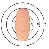 Centrum Men Multivitamin / Multimineral Supplement Tablet, Vitamin D3, (200 Count)