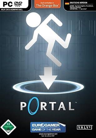 Portal Dvd Rom Amazonde Games