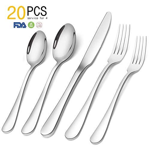 Buy stainless steel flatware
