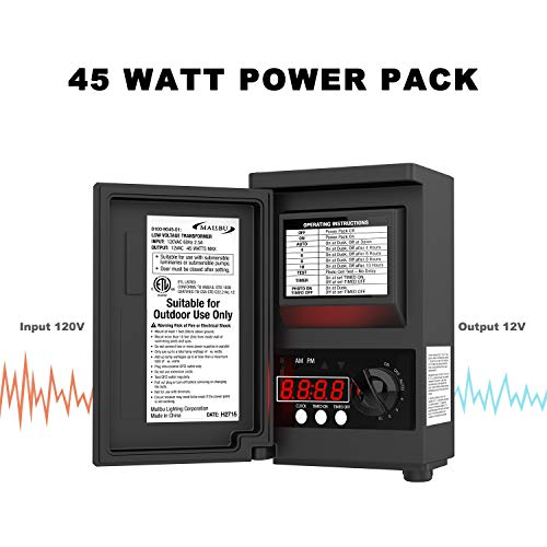 Malibu 45 Watt Power Pack with S...