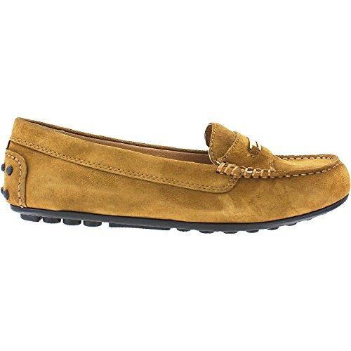 Shoes Khaki Leather Honor Ashby Womens Suede Vionic wSqBRPnq