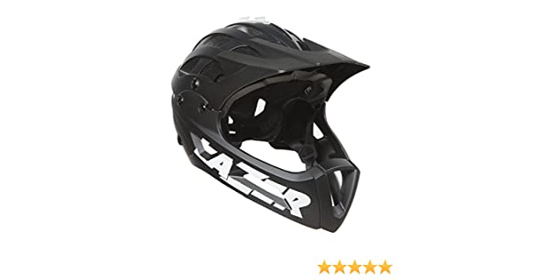 Amazon.com : Lazer Revolution FF Full Face Downhill/Mountain Cycling Helmet : Sports & Outdoors