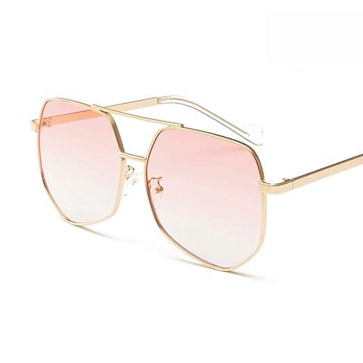 Yiph-Sunglass Gafas de Sol Estilo Aviador de Metal polarizado, 100 ...