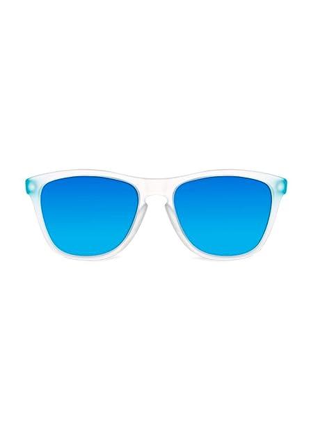 KOALA BAY Gafas Polarizadas Palm Beach Azul Blanco Transparente Lentes Azules Espejo