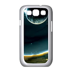 Samsung Galaxy S 3 Case, space 10 Case for Samsung Galaxy S 3 White