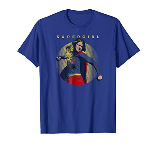Supergirl TV Series Classic Hero T Shirt ()