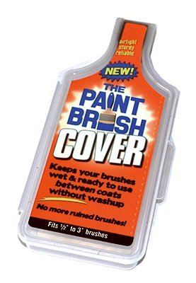 THE PAINT BRUSH COVER (Pkg of 5) Likwid Concepts PBC001