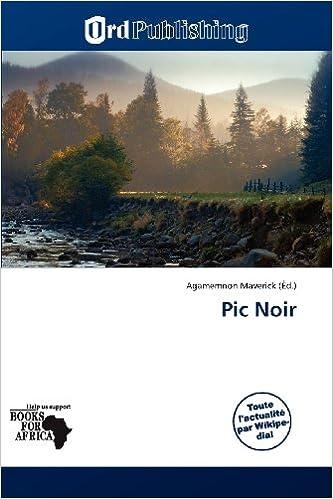 En ligne téléchargement PIC Noir pdf ebook