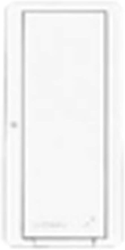Lutron MRF2S-6ANS-WH Maestro Wireless (6 Amp Light or 3 Amp Fan) Multi-location Switch, White (Gloss Finish)