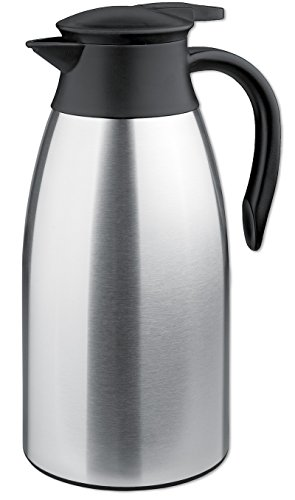 Isosteel Tableline Va-9350k 68oz Vacuum Carafe Brushed Surface by Tableline Isosteel Germany