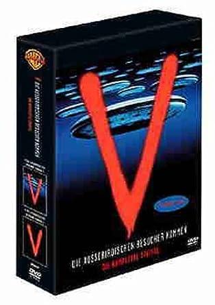 V Die Außerirdischen Besucher Kommen 12 Box Set 3 Dvds