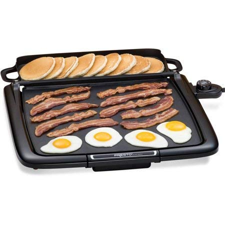 (Presto Cool-touch Electric Griddle/Warmer Plus 07023)