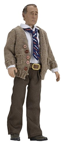 NECA Christmas Story Clothed Action - Story Christmas Toys