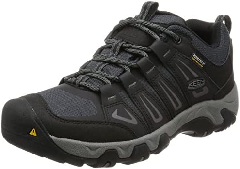 KEEN Men's Oakridge Water Proof Hiking Shoe